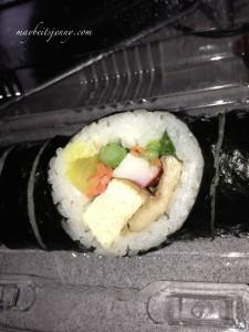 Fishcake Kimbap