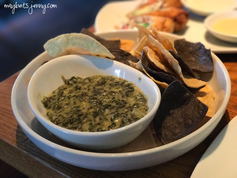 spinach and artichoke dip classic dish from cpk delicious as always consistently - California Pizza Kitchen Kahala